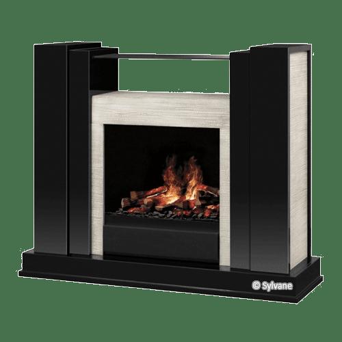 dimplex rockwell optimyst electric fireplace - Dimplex Rockwell Optimyst Electric Fireplace - Free Shipping Sylvane