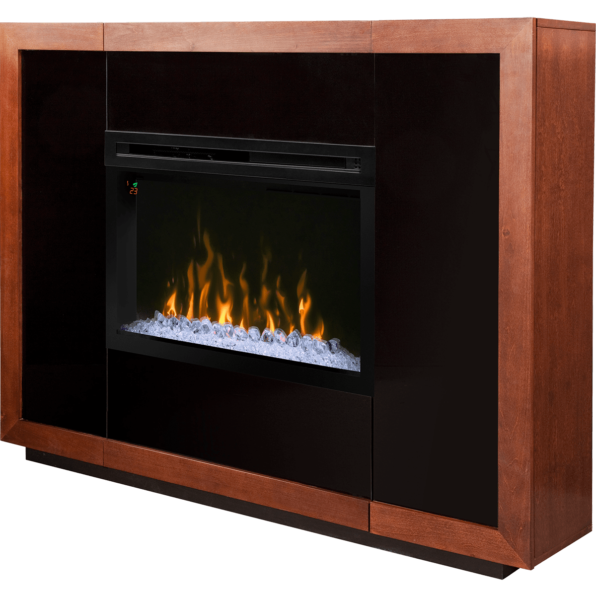 Dimplex Salazar Mantel Electric Fireplace Sylvane