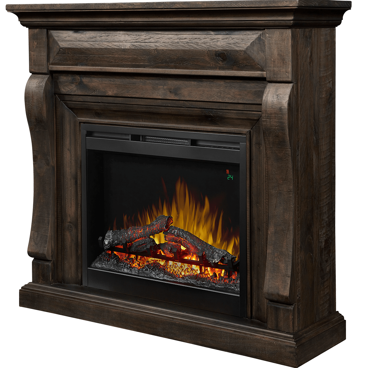 dimplex samuel electric fireplace sylvane