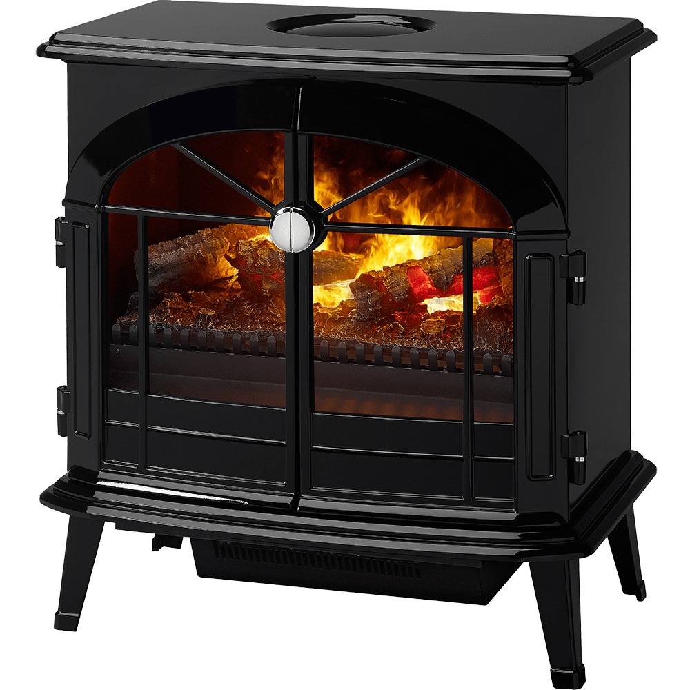 For a realistic stove without the mess