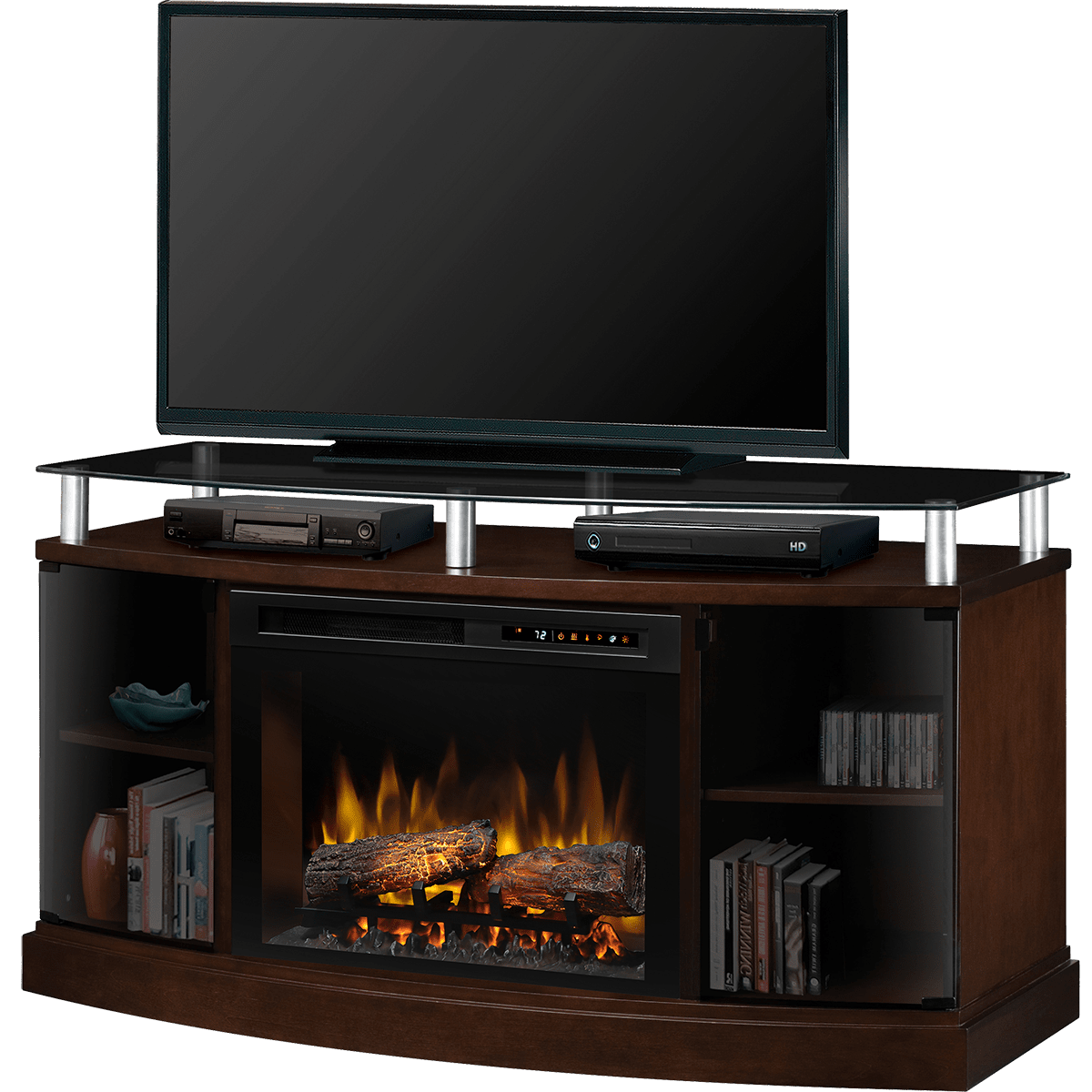 Dimplex Windham Electric Fireplace Media Console Free Shipping Sylvane
