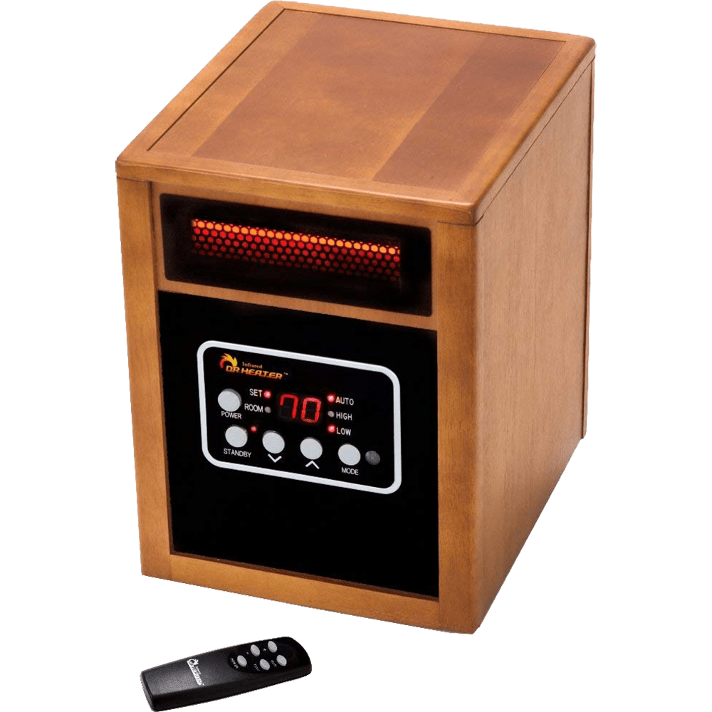Dr. Infrared Heater Space Heater Model: DR-968