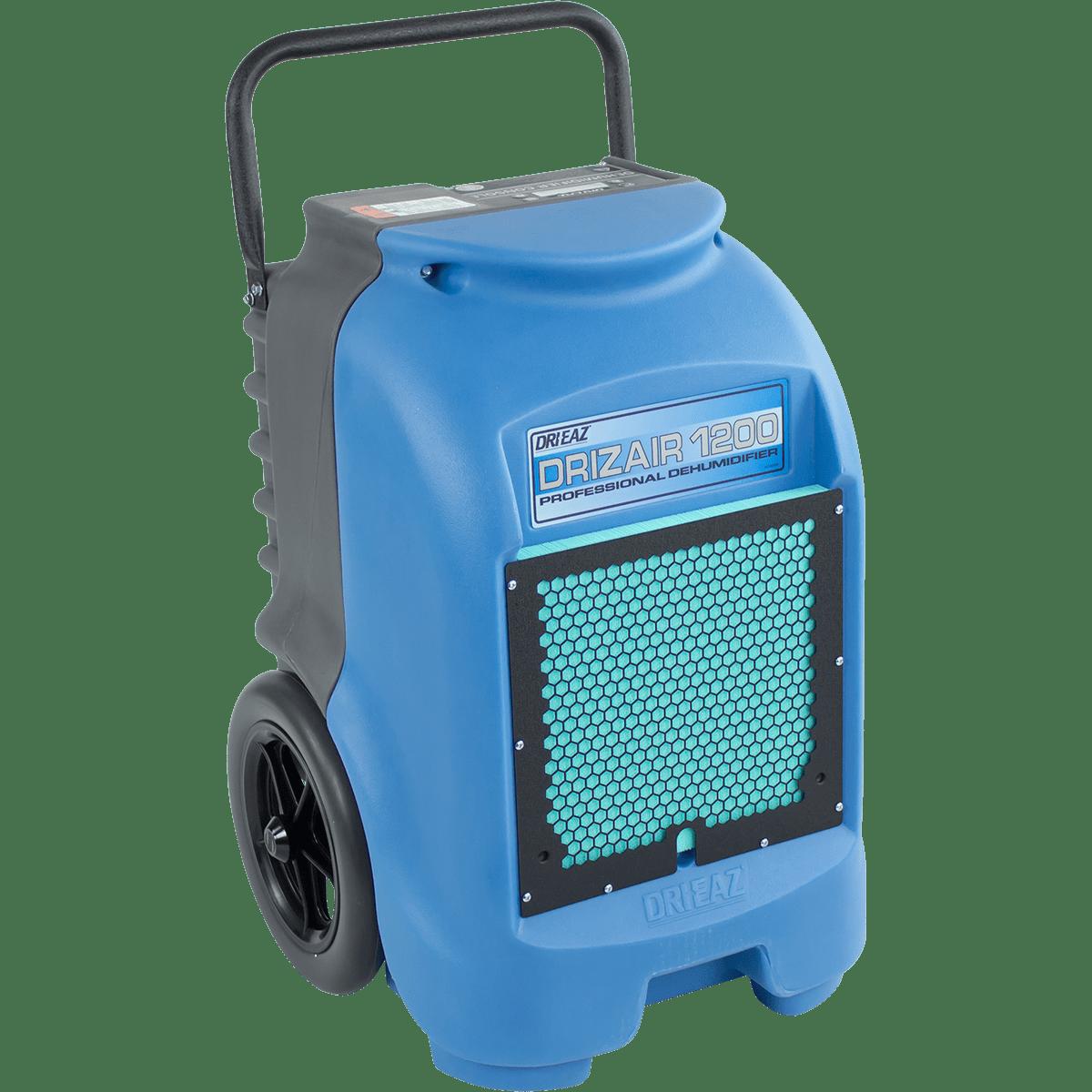 Dri-eaz Drizair 1200 Low-temperature Refrigerant Dehumidifier (f203-a)