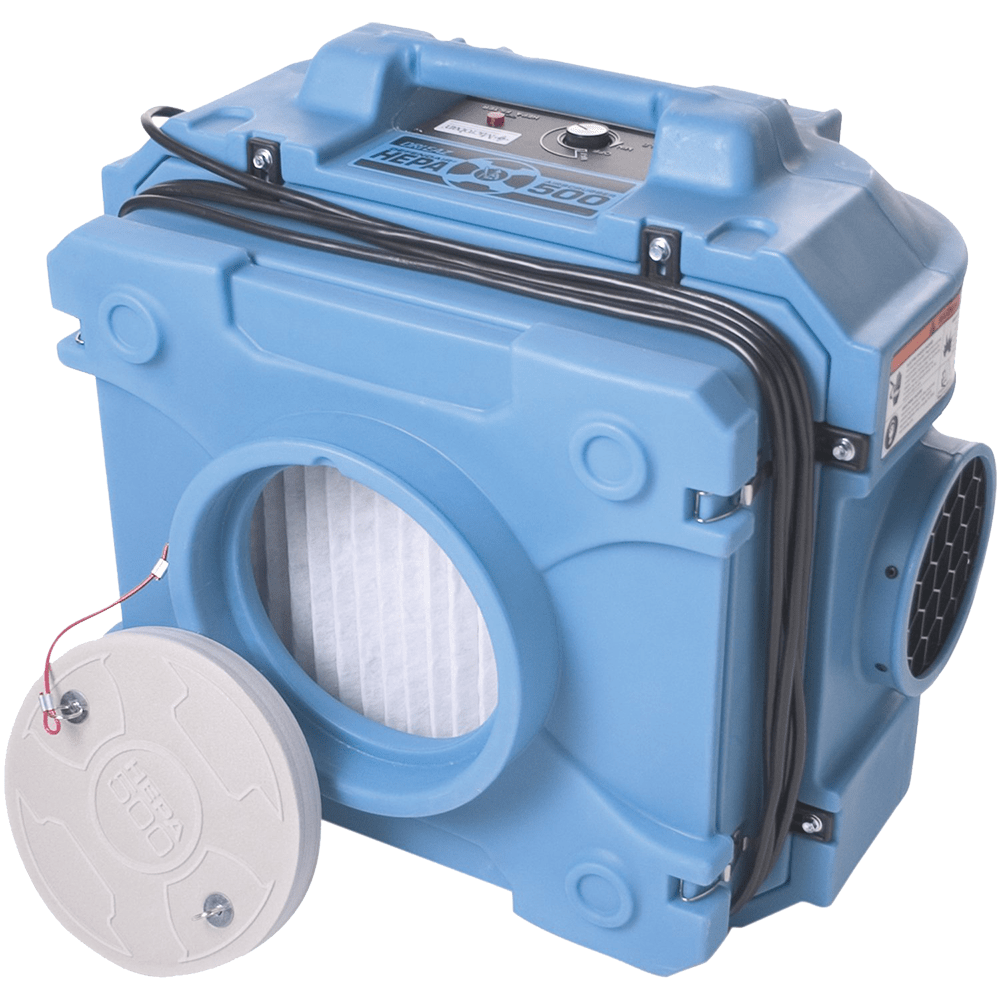 Dri-Eaz F284 DefendAir HEPA 500 Air Scrubber dr918