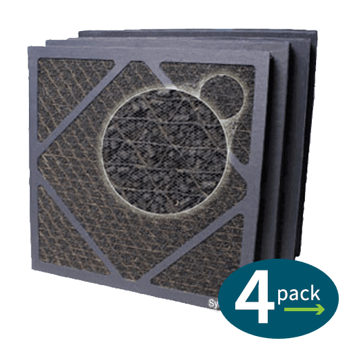 Dri-Eaz HEPA 500 Optional Activated Carbon Filter - 4 PACK (F397) dr1463