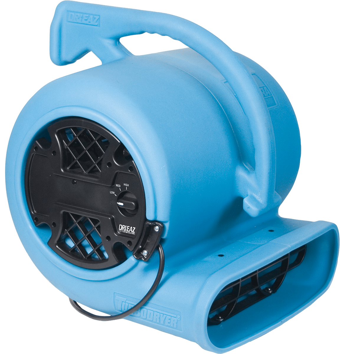 Dri Eaz Sahara Hd Turbodryer F352 Air Mover Sylvane