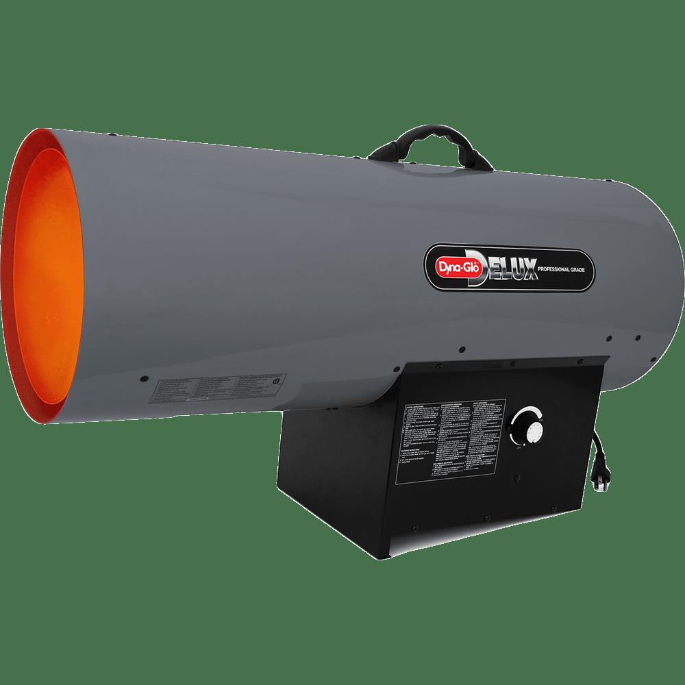 Dyna Glo Delux Portable 300 000 Btu Propane Forced Air Heater
