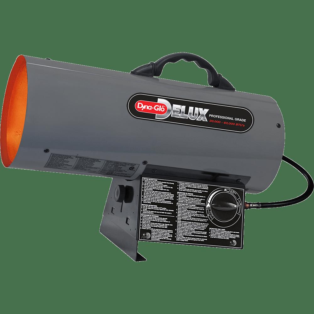 Dyna Glo Delux Portable 60 000 Btu Propane Forced Air Heater