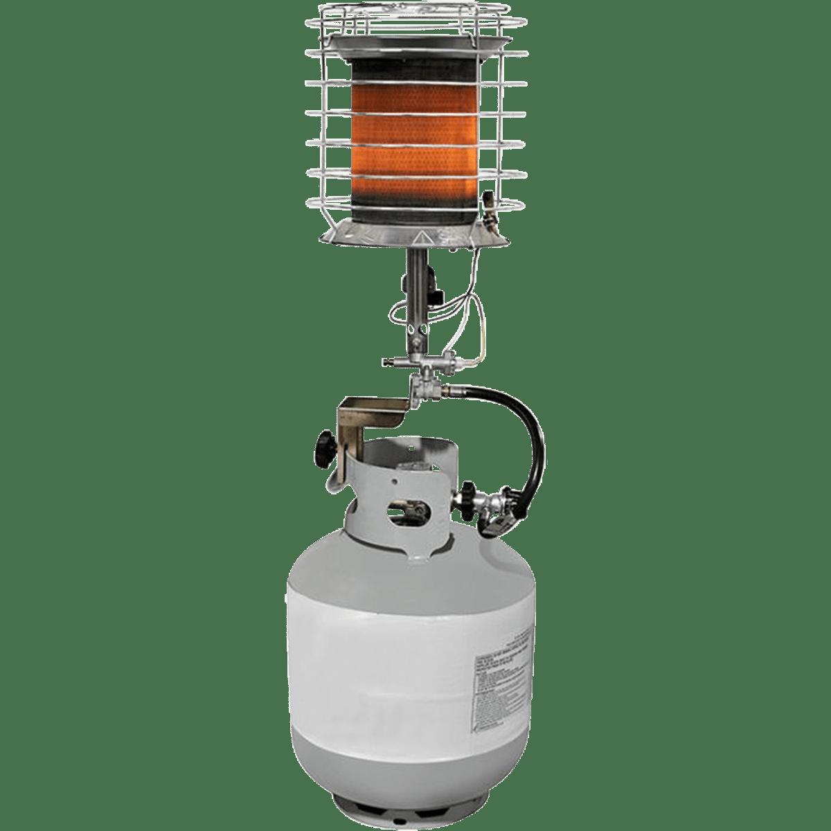 Dyna Glo Thermoheat 40 000 Btu Lp Tank Top Heater