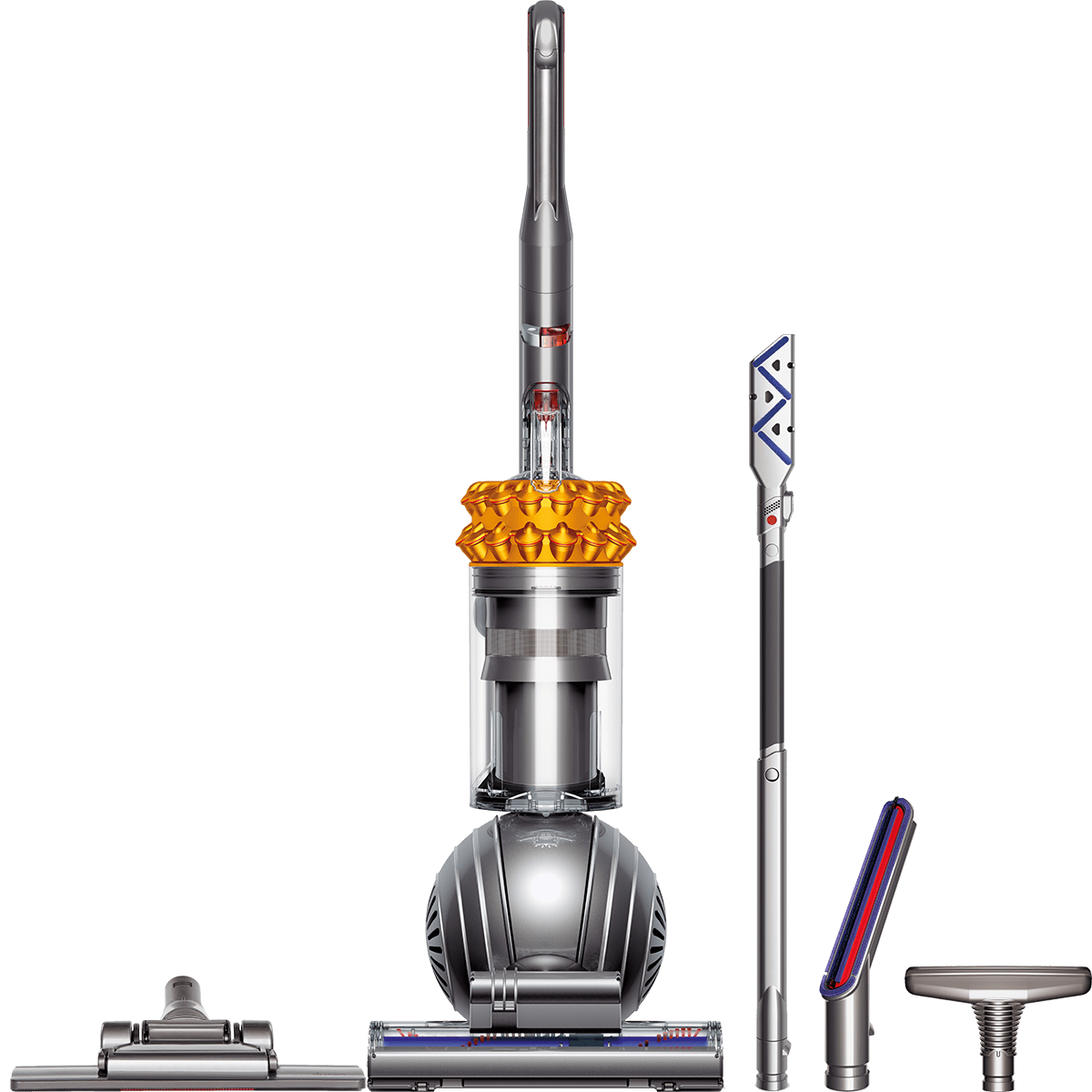 dyson upright bundle with extra tools