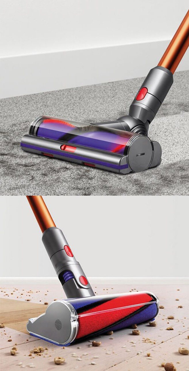 Dyson V10 Absolute Cordless Vacuum with 2 Cleaner Heads