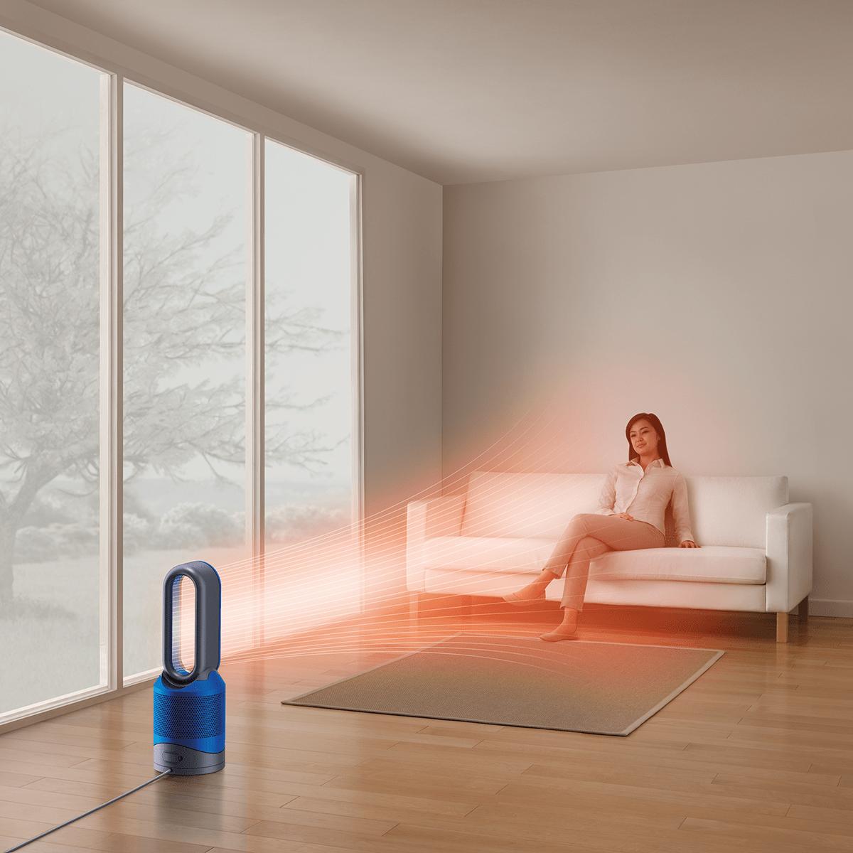 dyson pure hot cool link sylvane. Black Bedroom Furniture Sets. Home Design Ideas