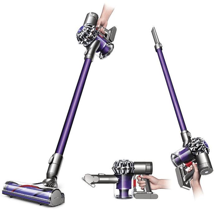 dyson stick vacs convert into handhelds - Dyson Vacuum Cleaner