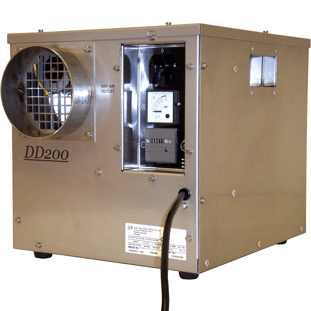 Ebac Desiccant Dehumidification System DD200