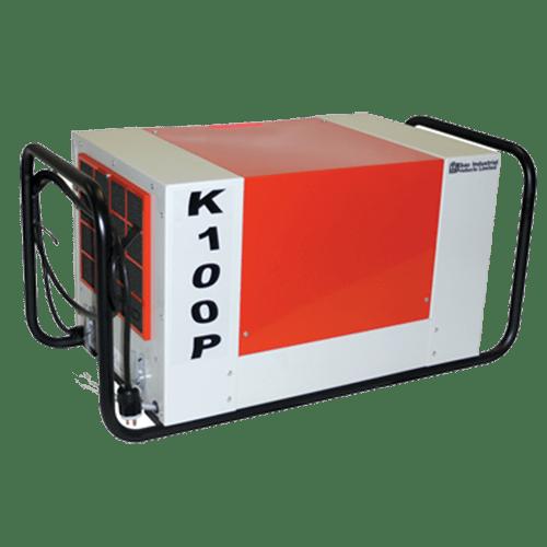 Ebac K100P 97-Pint Commercial Dehumidifier eb690