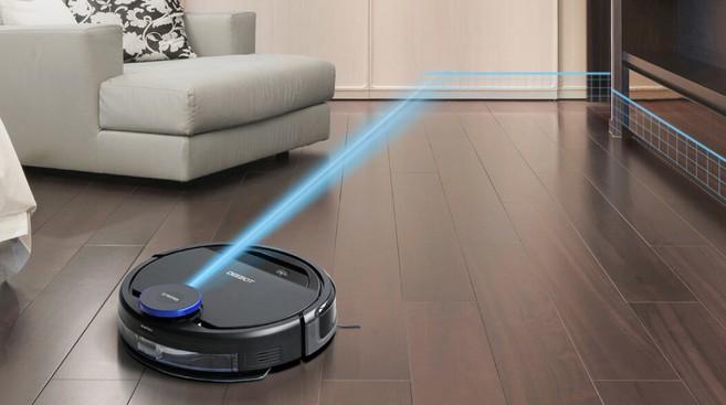 Ecovacs Deebot Ozmo 930 Robotic Vacuum Amp Mop Sylvane