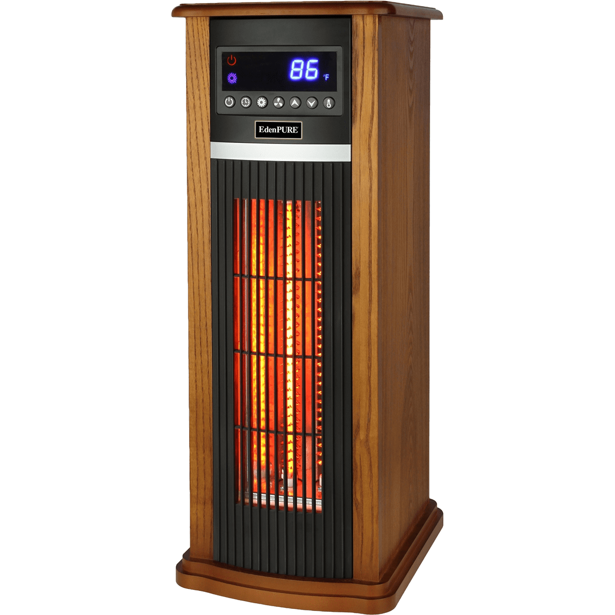 ... edenpure EdenPURE CopperHX W4 Tower Heater | Sylvane on furnace wiring  schematic, edenpure heater parts list ...