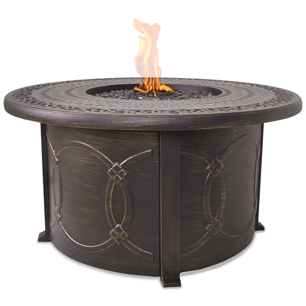 Endless Summer Lp Gas Fire Pit Table Sylvane
