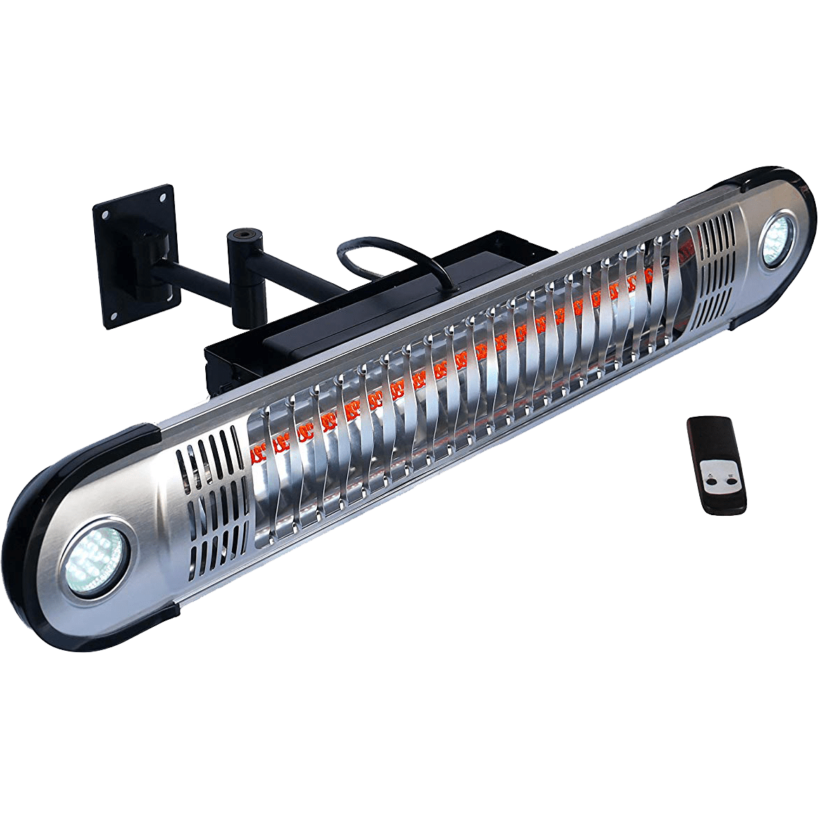 Buy Cheap Ener G Wall Mount Infrared Tube Patio Heater