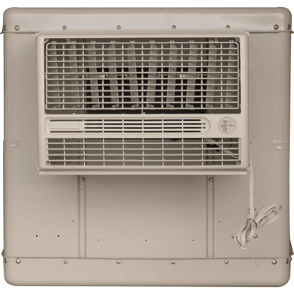 Image of Aircare Rn35w Window Evaporative Cooler With Remote