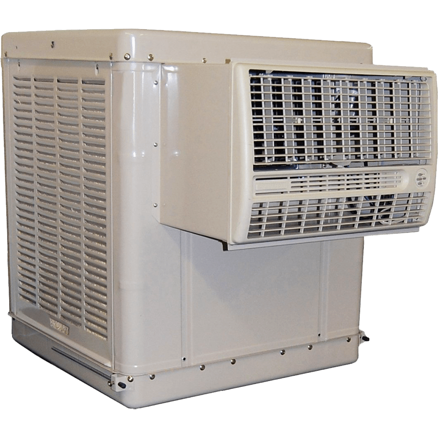 Window Air Cooler : Essick air window evaporative cooler rn w sylvane