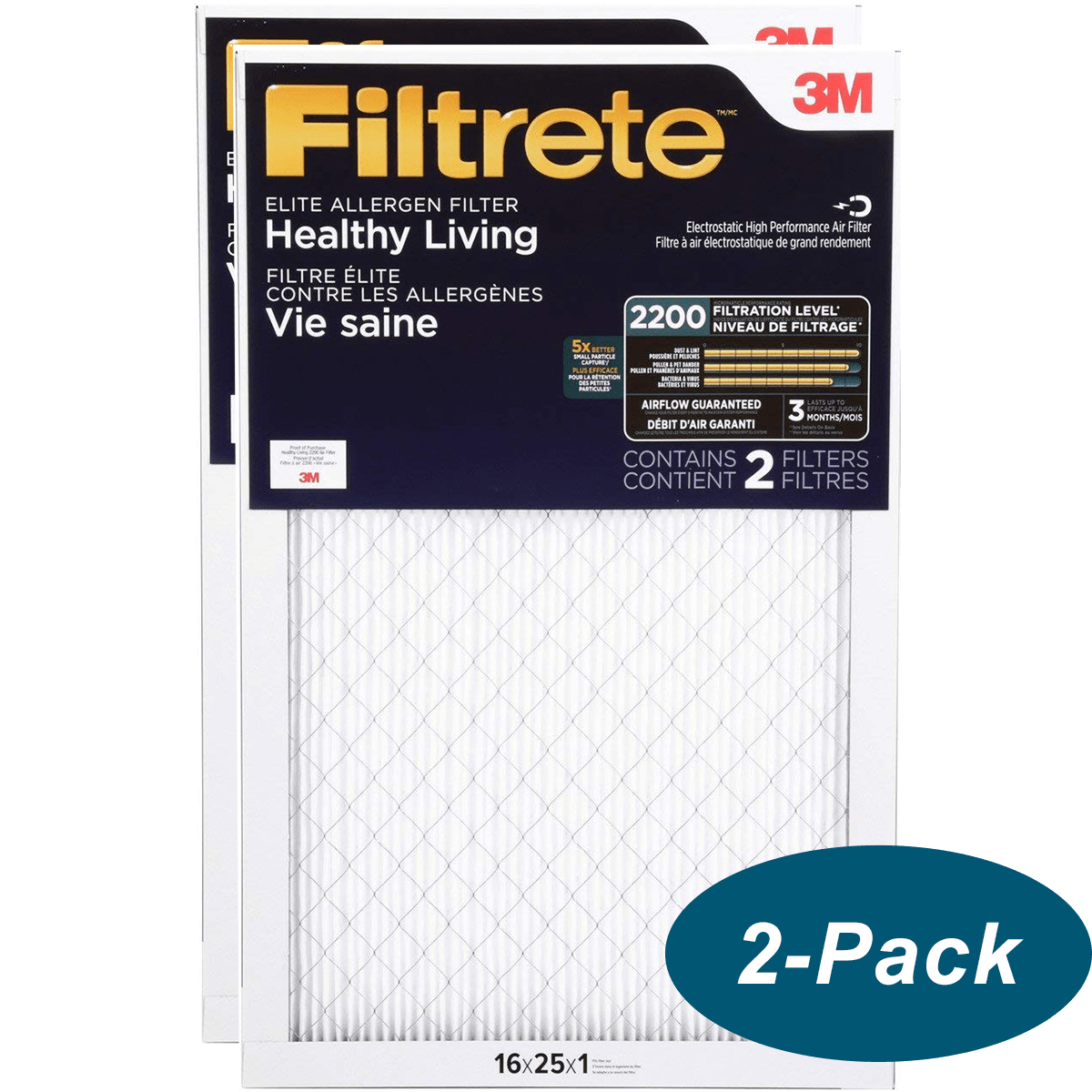 Curtis-Wright 1450390 Replacement Filter by Mission Filter