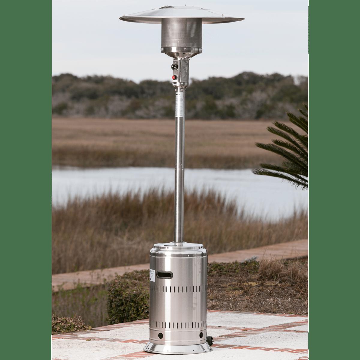 Fire Sense Commercial Patio Heater | Sylvane