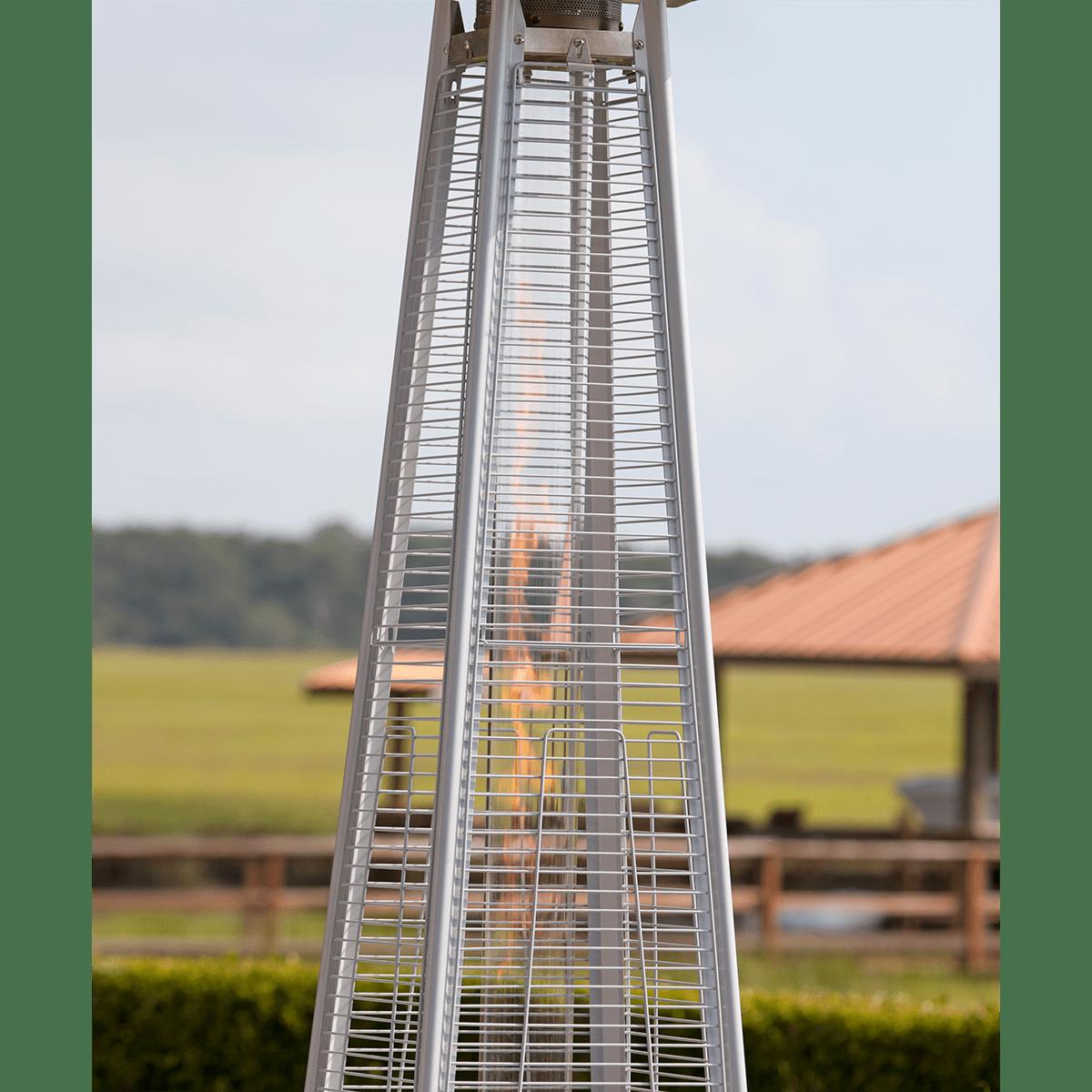 Fire Sense Coronado Pyramid Flame Patio Heater | Sylvane