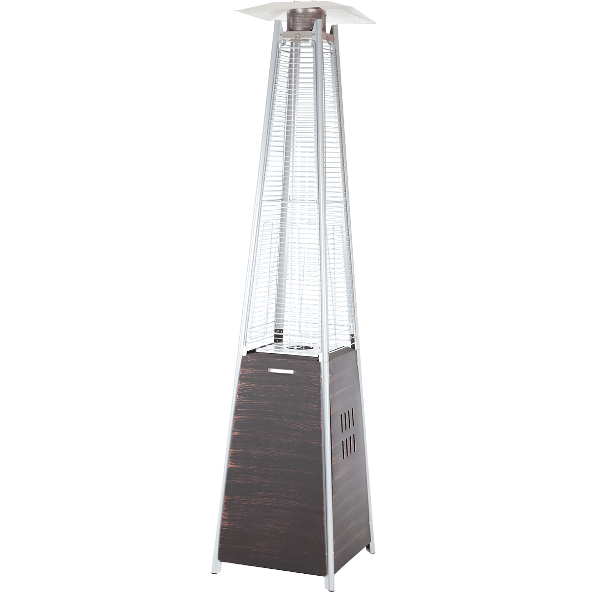 Fire Sense Coronado Pyramid Flame Patio Heater