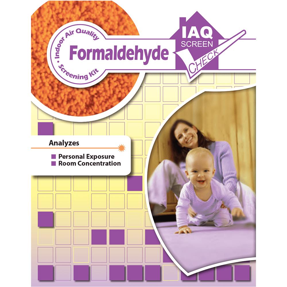 Building Health Check Formaldehyde Test Kit