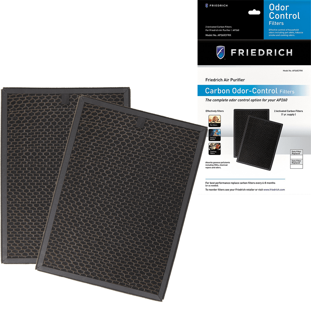 Friedrich AP260CFRK Carbon Filter Replacement Kit fr3606