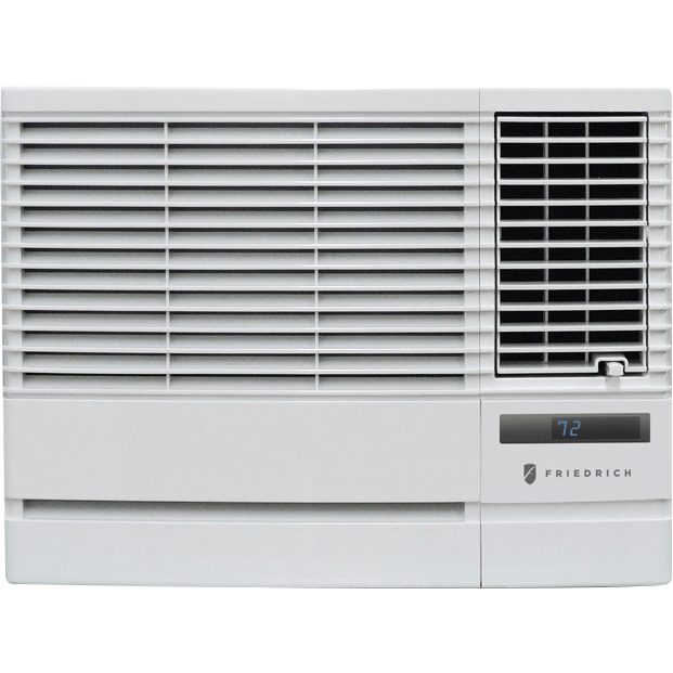 Friedrich Chill EP08G11B 7500 BTU Window Air Conditioner With Electric Heat