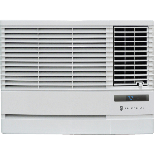 Friedrich Chill EP08G11B 8000 BTU Window Air Conditioner With Electric Heat