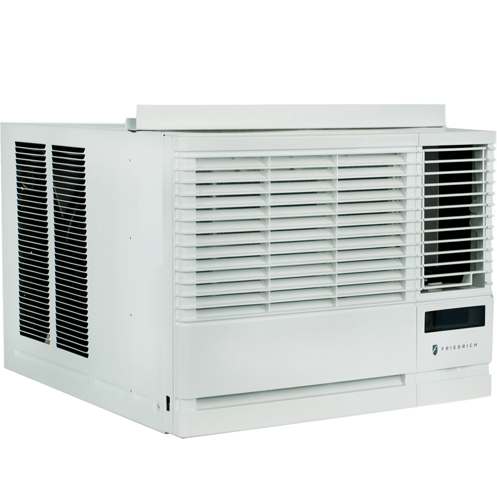 Friedrich Chill 8000 BTU Window Air Conditioner - angle