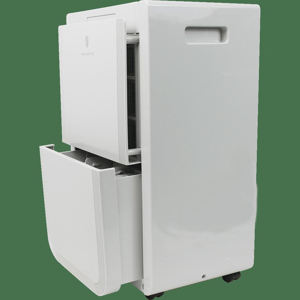 friedrich 70 pint dehumidifier with pump