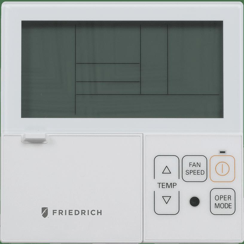 Friedrich DWC Optional Wall-Mount Controller