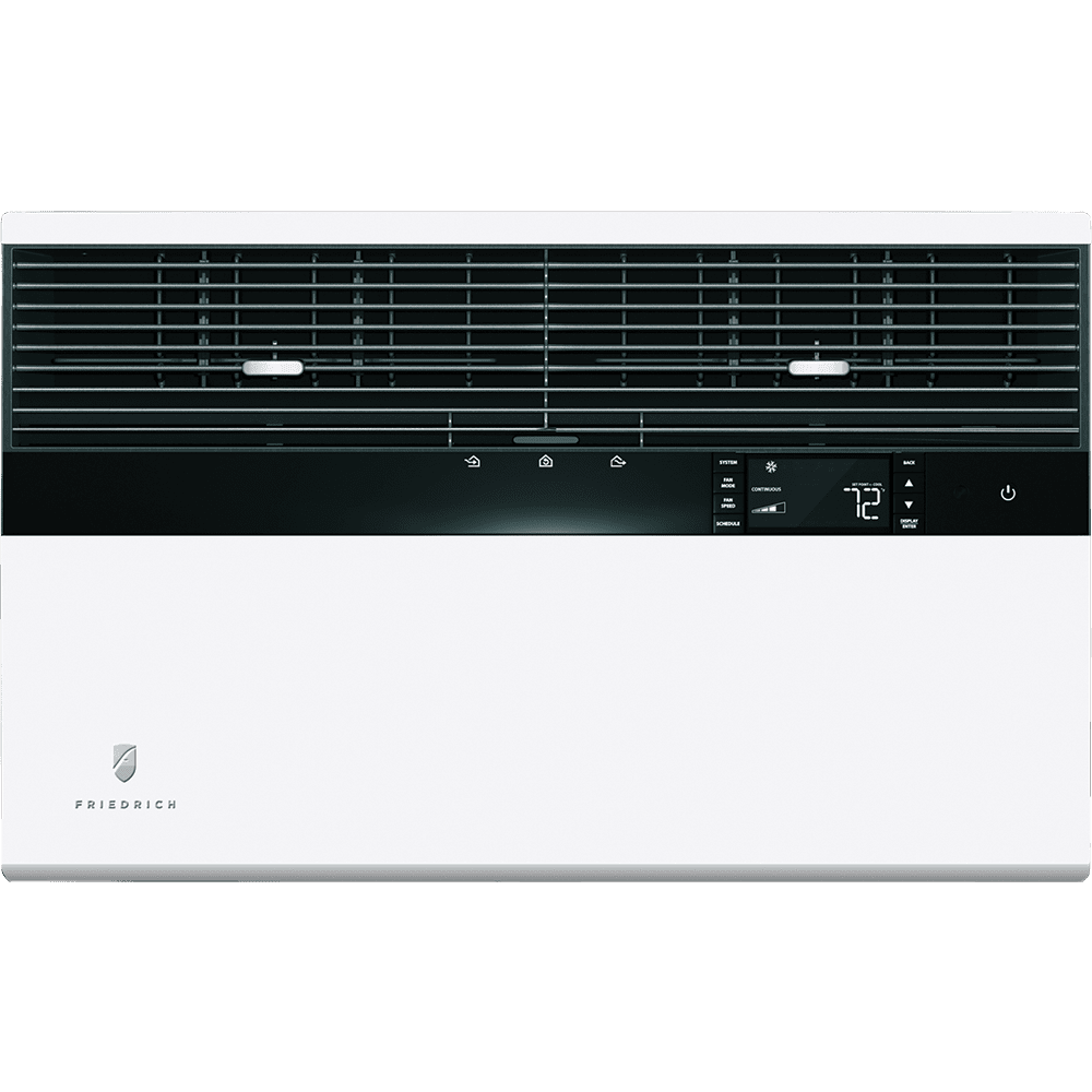 Friedrich Kuhl Es14n33 Window Ac With Electric Heat Sylvane