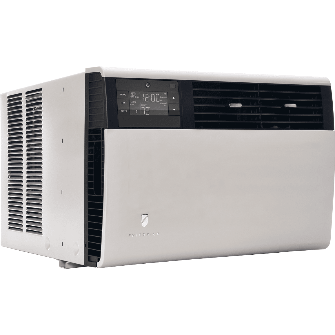 Friedrich Kuhl 8,000 BTU Window Air Conditioner with Electric Heat