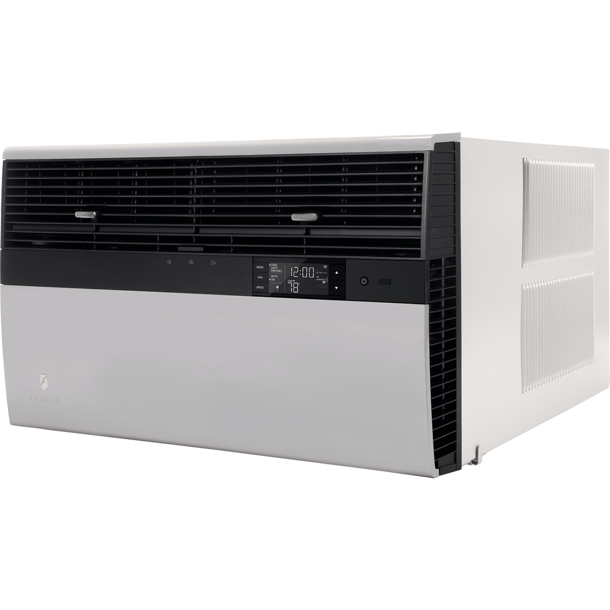 Friedrich Kuhl 12,000 BTU Window Air Conditioner with Electric Heat