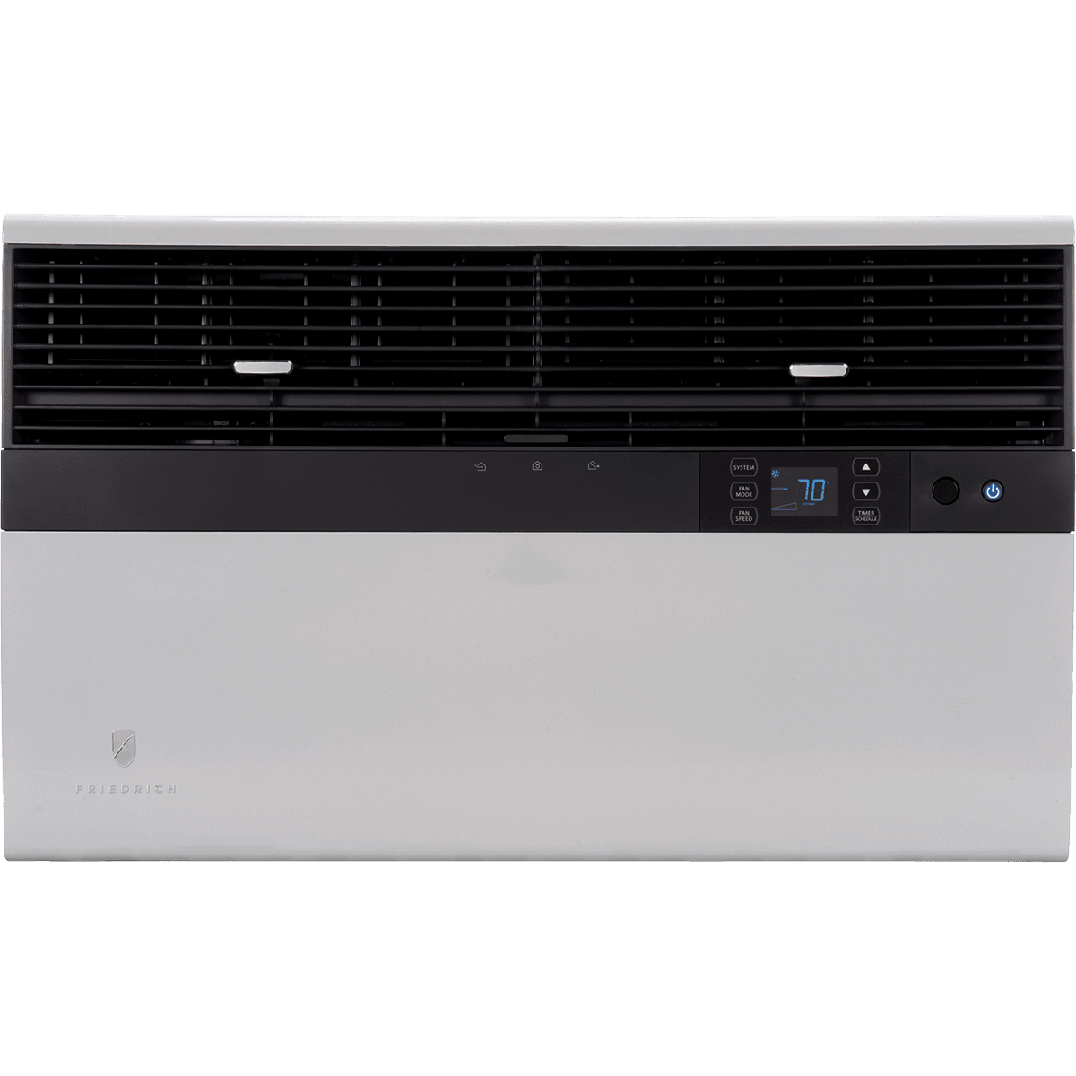 Friedrich YM18N34C 18 000 BTU Window AC w/ Heat Pump Sylvane #3D6082