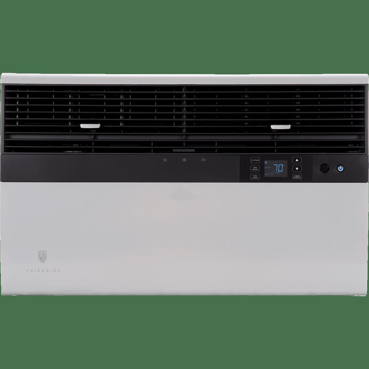Friedrich Kuhl YM18N34C 18000 BTU Window Air Conditioner with Heat Pump