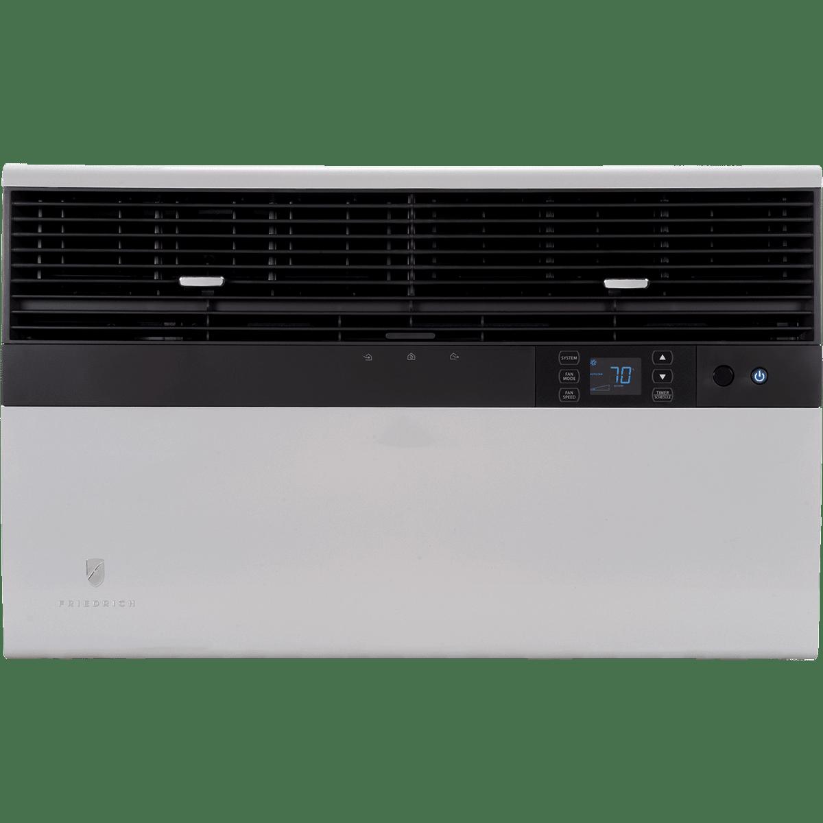 Friedrich Kuhl 9,500 BTU Window & Wall Air Conditioner and Heater (YS10N10C)