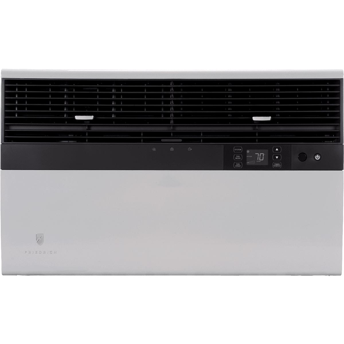 Friedrich Kuhl YS12N33C 12100 BTU Window Air Conditioner With Heat Pump