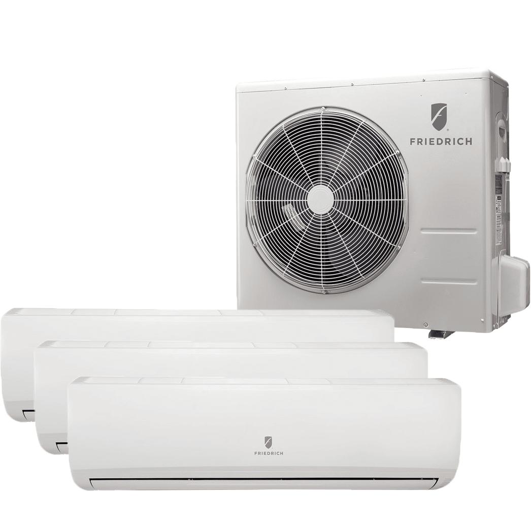 Friedrich 33,000 BTU Ductless Mini-Split Air Conditioner - M33TYF fr3183k