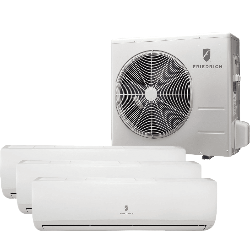 Friedrich 33,000 BTU Ductless Mini-Split Air Conditioner - M33TYF fr3183k