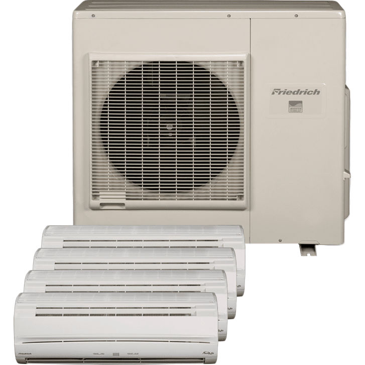 Friedrich 35200 BTU Ductless Mini-Split Air Conditioner - M36QYF