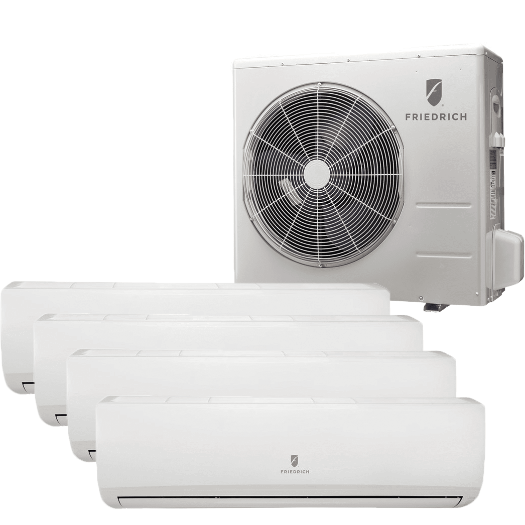 Friedrich M36qyf Ductless Mini Split Air Conditioner Sylvane
