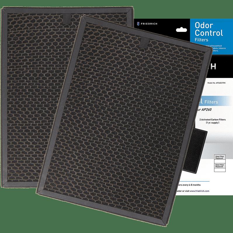 Friedrich AP260CFRK Carbon Filter Replacement Kit fr3606