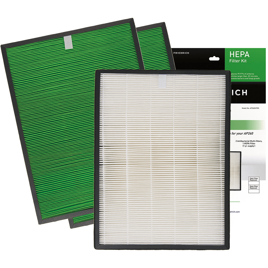 Friedrich HEPA Filter Replacement Kit for AP260