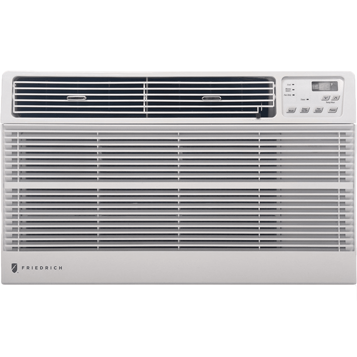 Friedrich Uni-Fit Through Wall Air Conditioner w/ Heat UE08D11D